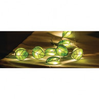 Guirlande Feuille 10 LED