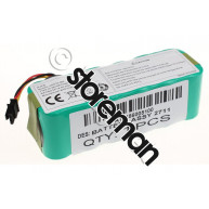 Kit Accu / Batterie Pour Profimaster 2711 / 2712 - At5186005100 - Delonghi