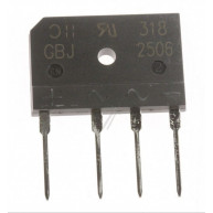 Diode GBJ2506-F